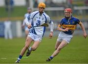 24 March 2013; Maurice Sheridan, Waterford, in action against Michael Cahill, Tipperary. Allianz Hurling League, Division 1A, Waterford v Tipperary, Walsh Park, Waterford. Picture credit: Matt Browne / SPORTSFILE