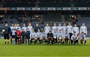 23 March 2013; The Dublin squad. Allianz Football League, Division 1, Dublin v Down, Croke Park, Dublin. Picture credit: Paul Mohan / SPORTSFILE