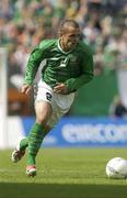 7 June 2003; Stephen Carr, Republic of Ireland. 2004 European Championship qualifier, Republic of Ireland v Albania, Lansdowne Road, Dublin. Soccer. Picture credit; David Maher / SPORTSFILE *EDI*