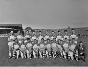 24 September 1961; The Offaly squad. GAA Football All-Ireland Senior Championship Final, Offaly v Down, Croke Park, Dublin. Picture credit: Connolly Collection / SPORTSFILE