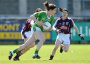 11 May 2013; Aoife Lyons, Kerry. TESCO HomeGrown Ladies National Football League, Division 2 Final, Kerry v Galway, Parnell Park, Donnycarney, Dublin. Picture credit: Brendan Moran / SPORTSFILE