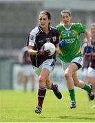 11 May 2013; Emer Flaherty, Galway. TESCO HomeGrown Ladies National Football League, Division 2 Final, Kerry v Galway, Parnell Park, Donnycarney, Dublin. Picture credit: Brendan Moran / SPORTSFILE