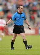 2 June 2013; Referee David Coldrick. Ulster GAA Football Senior Championship, Quarter-Final, Derry v Down, Celtic Park, Derry. Picture credit: Oliver McVeigh / SPORTSFILE