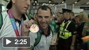 Team Ireland Special Olympics Homecoming