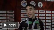 Mick Conlan after winning Gold