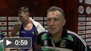 2015 AIBA World Boxing Championships - 09.09.15 Sean McComb and Billy Walsh