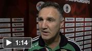Billy Walsh after Joe Ward's Final