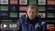 Leinster Rugby Press Conference 15-01-16