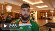 Mayo GAA and International Rules Series captain Aidan O'Shea discusses the past and upcoming fixtures