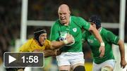Rugby World Cup 2011 - Ireland v Australia