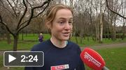 SPAR Great Ireland Run Flash Lap 'Lunchtime Run' with Fionnuala Britton