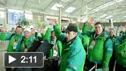 Team Ireland at the 2013 Special Olympics World Winter Games - Thank You for the Games