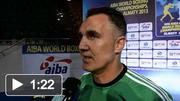 Billy Walsh 20-10-13