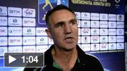 Billy Walsh 21-10-13