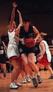 1 January 1999; Karen Hennessy, Meteors, 15. Basketball. Picture credit; Brendan Moran/SPORTSFILE