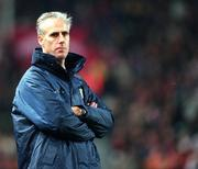 13 November 1999; Mick McCarthy, Republic of Ireland Manager, Soccer. Picture credit; David Maher/SPORTSFILE