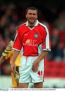 14 July 1999; Ian Gilzean, St Pats, Soccer. Picture credit; Brendan Moran/SPORTSFILE