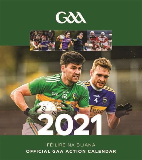 Official GAA Action Calendar 2021
