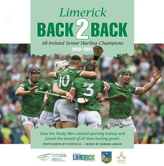 Back 2 Back Official Limerick Book