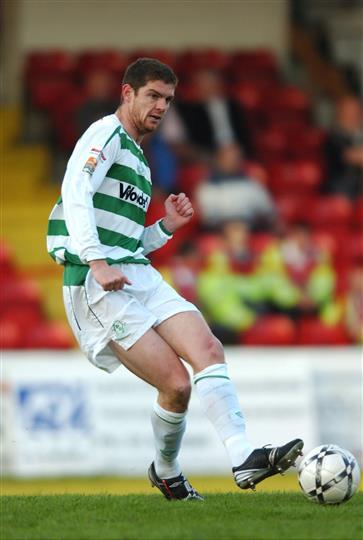 Shamrock Rovers v Sligo Rovers - eircom League Premier Division