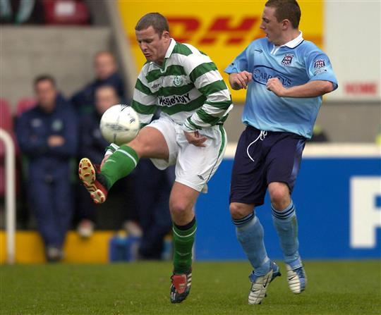 Shamrock Rovers v Dublin City