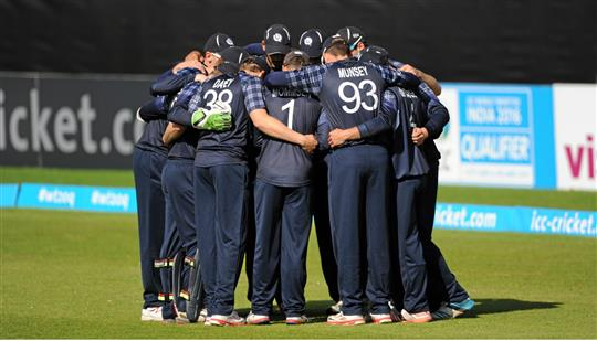 Scotland v Hong Kong - ICC World Twenty20 Qualifier 2015 Semi-Final