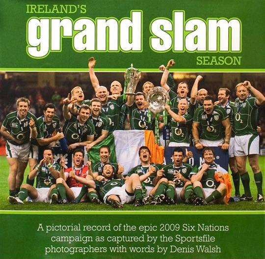 Ireland's Grand Slam Season
