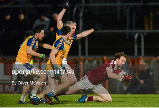 Kilcar v Slaughtneil - AIB Ulster GAA Football Senior Club Championship Semi-Final