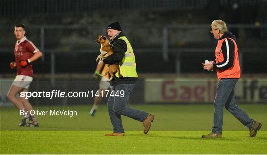 Kilcar v Slaughtneil - AIB Ulster GAA Football Senior Club Championship Semi-Final