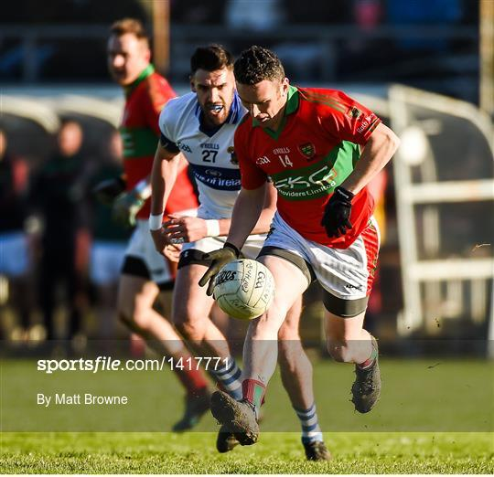 Rathnew v St Vincent's - AIB Leinster GAA Football Senior Club Championship Quarter-Final