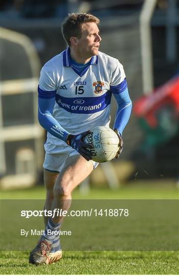 Rathnew v St Vincent's - AIB Leinster GAA Football Senior Club Championship Quarter-Final