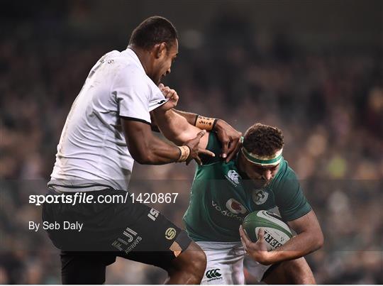 Ireland v Fiji - Guinness Series International