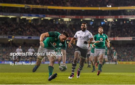 Ireland v Fiji - Guinness Series International