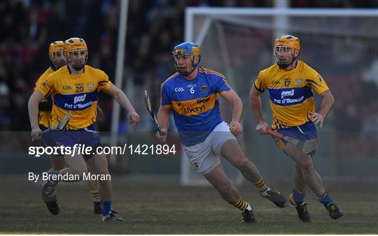 Clare v Tipperary - AIG Super 11's Fenway Classic Semi-Final