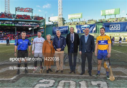 Clare v Galway - AIG Super 11's Fenway Classic Final