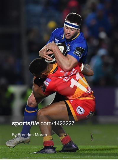 Leinster v Dragons - Guinness PRO14 Round 9