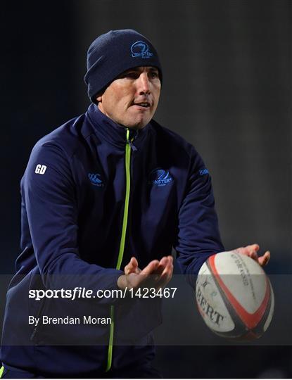 Leinster v Dragons - Guinness PRO14 Round 9