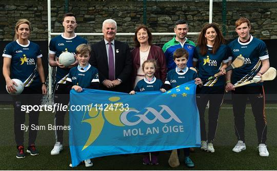 Launch of the GAA 5 Star Centres