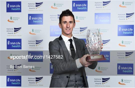 Irish Life Health National Athletics Awards 2017
