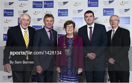 Irish Life Health National Athletics Awards 2017