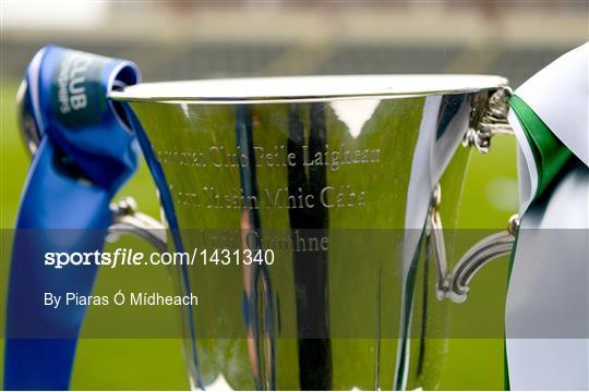 Moorefield v St Loman's - AIB Leinster GAA Football Senior Club Championship Final