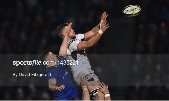 Leinster v Ulster - Guinness PRO14 Round 13