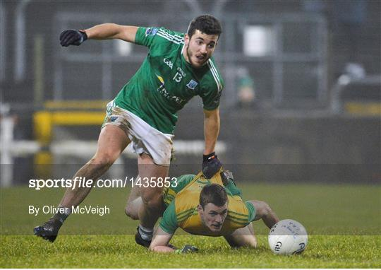 Donegal v Fermanagh - Bank of Ireland Dr. McKenna Cup Section C Round 3