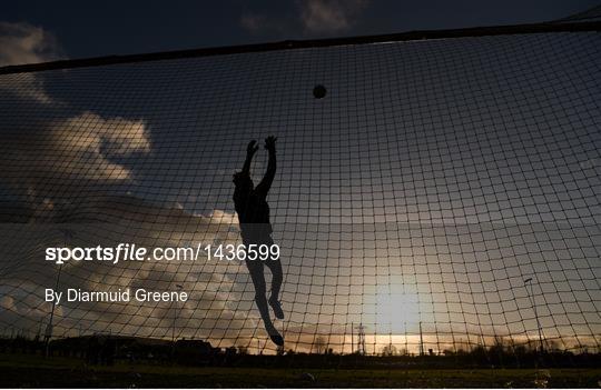 Cork v Clare - McGrath Cup Final