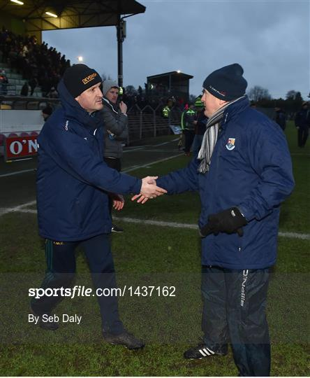 Meath v Longford - Bord na Mona O'Byrne Cup semi-final