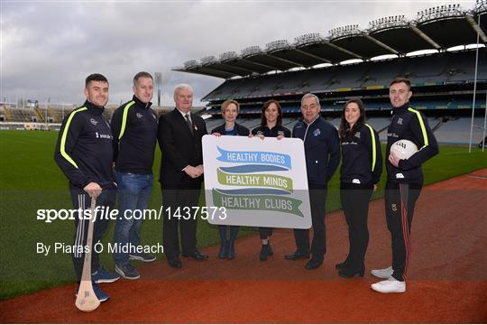 GAA Healthy Club Evaluation Report Launch