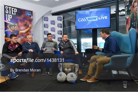 GAA Now Live Facebook show