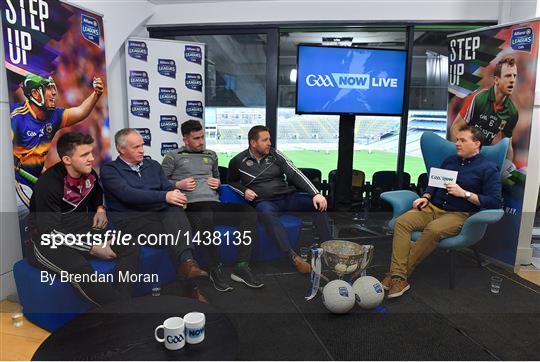 GAA Now Live Facebook show