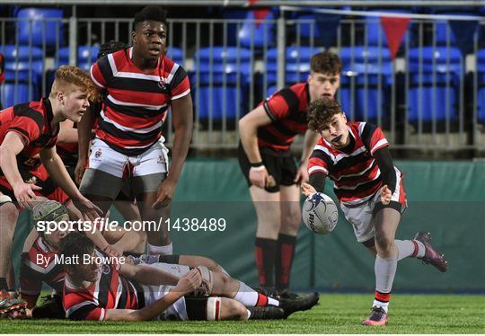 Wesley College v Kilkenny College - Bank of Ireland Leinster Schools Vinnie Murray Cup Round 2