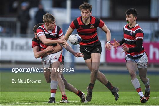 Wesley College v Kilkenny College - Bank of Ireland Leinster Schools Vinnie Murray Cup Round 2